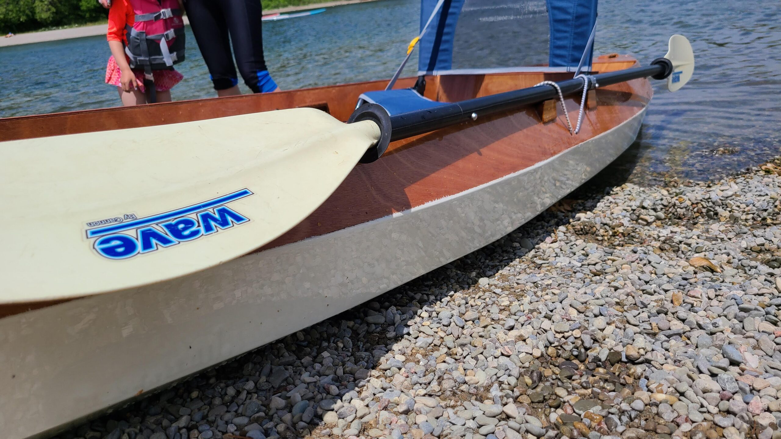 Kayak is finally Done!